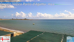 view from Porto d'Agumu on 2019-11-08
