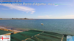 view from Porto d'Agumu on 2019-11-14