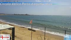 view from Porto d'Agumu on 2020-04-13