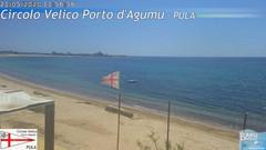view from Porto d'Agumu on 2020-05-21