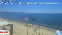 view from Porto d'Agumu on 2020-05-23