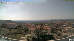 view from Escalaplano on 2019-09-16