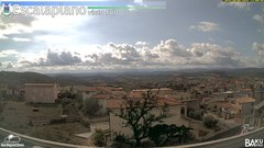 view from Escalaplano on 2019-10-05
