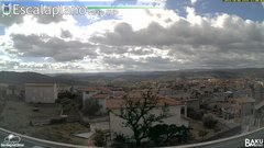 view from Escalaplano on 2019-10-06