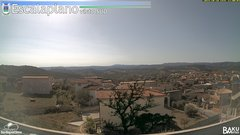 view from Escalaplano on 2019-10-10