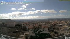 view from Escalaplano on 2019-10-12