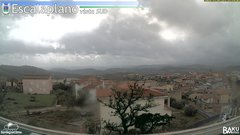view from Escalaplano on 2019-11-03