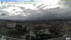 view from Escalaplano on 2019-11-19