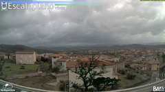 view from Escalaplano on 2019-12-04