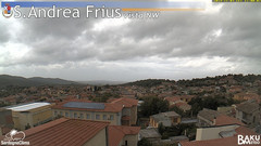 view from Sant'Andrea Frius on 2019-11-03