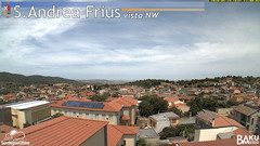 view from Sant'Andrea Frius on 2020-05-24