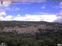 view from Seui Cuccaioni on 2019-11-04
