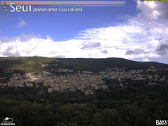 view from Seui Cuccaioni on 2019-11-17