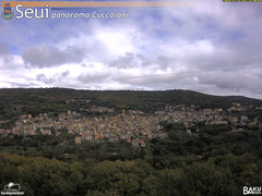 view from Seui Cuccaioni on 2019-11-19