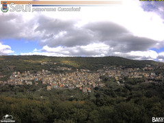 view from Seui Cuccaioni on 2019-11-20