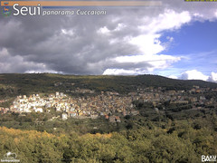 view from Seui Cuccaioni on 2019-11-21