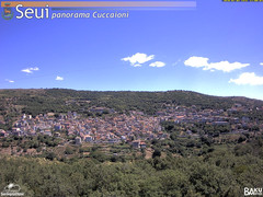 view from Seui Cuccaioni on 2020-07-05