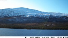 view from 1 Lesjaskog - Norway on 2019-10-07
