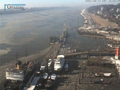 view from Altona Westen  on 2021-02-13