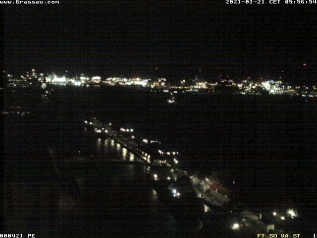 time-lapse frame, Altona Osten webcam