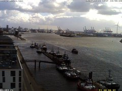 view from Altona Osten on 2021-04-13