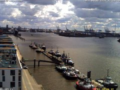 view from Altona Osten on 2021-04-15