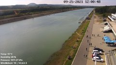 view from Labe Arena Racice on 2021-09-25