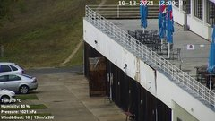 view from Labe Arena Racice on 2021-10-13