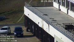 view from Labe Arena Racice on 2021-10-24