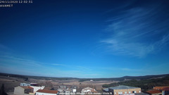 view from Fontanars2 AVAMET on 2020-11-24