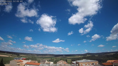 view from Fontanars2 AVAMET on 2021-05-11