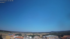 view from Fontanars2 AVAMET on 2021-07-19