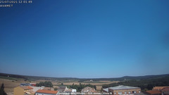 view from Fontanars2 AVAMET on 2021-07-21