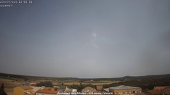 view from Fontanars2 AVAMET on 2021-07-23