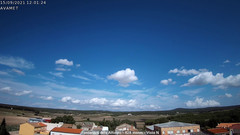 view from Fontanars2 AVAMET on 2021-09-15