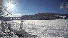 """view from Webcam Cansiglio - verso la piana dei """"Bech"""" on 2021-01-11"""
