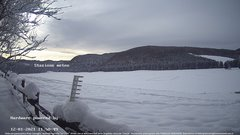 """view from Webcam Cansiglio - verso la piana dei """"Bech"""" on 2021-01-12"""