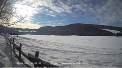 """view from Webcam Cansiglio - verso la piana dei """"Bech"""" on 2021-01-18"""