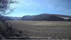 """view from Webcam Cansiglio - verso la piana dei """"Bech"""" on 2021-03-29"""