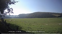 """view from Webcam Cansiglio - verso la piana dei """"Bech"""" on 2021-09-14"""