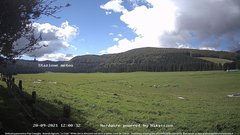 """view from Webcam Cansiglio - verso la piana dei """"Bech"""" on 2021-09-20"""