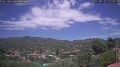 view from Borriol - la Vall del Morico  (Vista N-Balaguera) on 2021-07-15