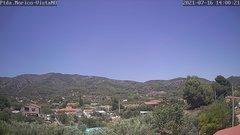 view from Borriol - la Vall del Morico  (Vista N-Balaguera) on 2021-07-16