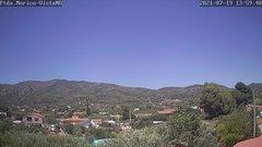 view from Borriol - la Vall del Morico  (Vista N-Balaguera) on 2021-07-19