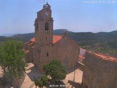 view from Xodos - Ajuntament (Plaça de l'Esglèsia) on 2021-07-20