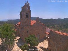 view from Xodos - Ajuntament (Plaça de l'Esglèsia) on 2021-07-22