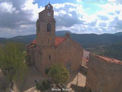 view from Xodos - Ajuntament (Plaça de l'Esglèsia)  on 2021-10-14