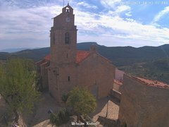 view from Xodos - Ajuntament (Plaça de l'Esglèsia)  on 2021-10-15