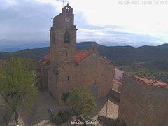 view from Xodos - Ajuntament (Plaça de l'Esglèsia)  on 2021-10-22