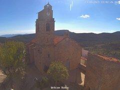 view from Xodos - Ajuntament (Plaça de l'Esglèsia)  on 2021-10-23